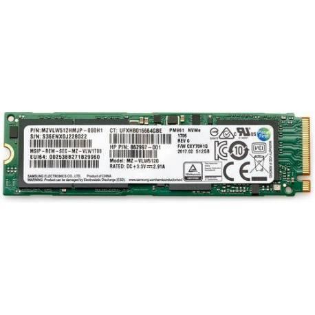 HP DISCO DURO 1TB SSD TLC PCIE3X4 NVME M2