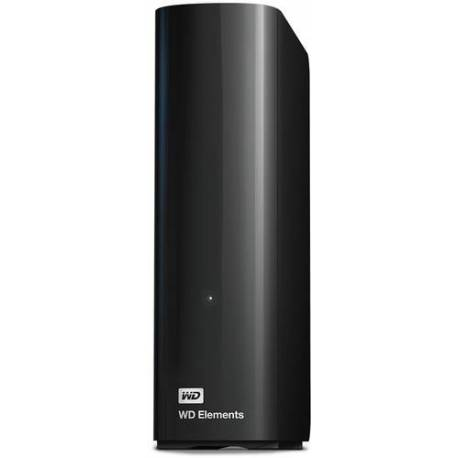 "Western Digital DISCO EXTERNO ELEMENTS NEGRO 6TB 3.5"" USB 3.0/2.0"