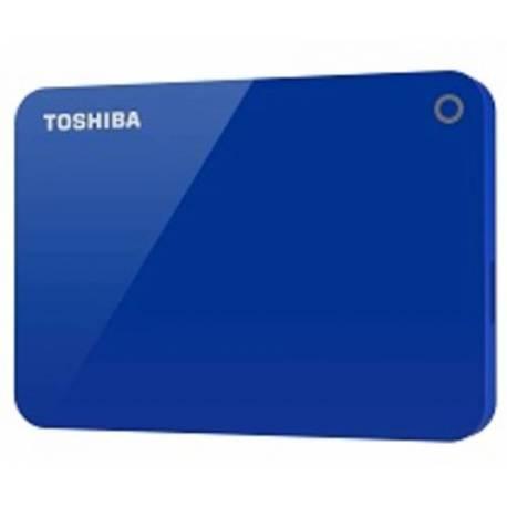"Toshiba DISCO EXTERNO CANVIO ADVANCE 3TB AZUL 2.5"" USB 3.0 NTFS DRIVER X MAC"