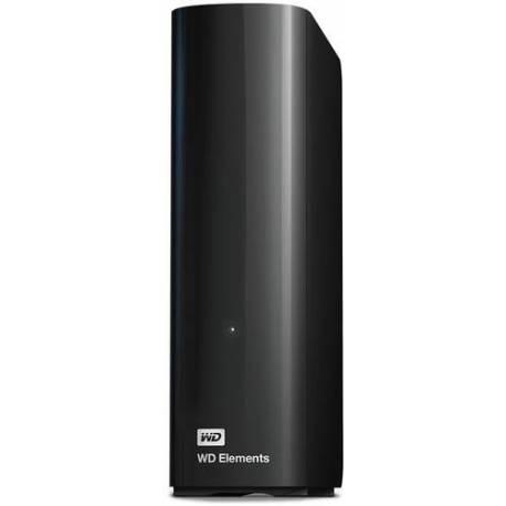 "Western Digital DISCO EXTERNO ELEMENTS NEGRO 10TB 3.5"" USB 3.0 2.0"