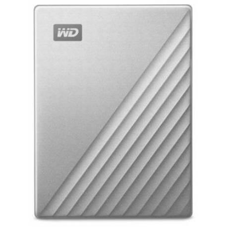 "Western Digital DISCO EXTERNO MY PASSPORT ULTRA 2TB PLATA 2.5"" USB 3.0"