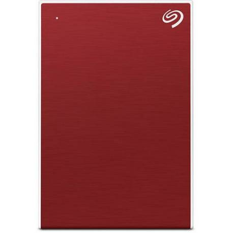 "Seagate DISCO EXTERNO BACKUP PLUS SLIM 1TB ROJO 2.5"" USB 3.0"