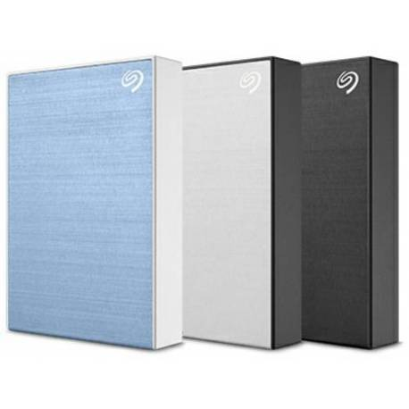 "Seagate DISCO EXTERNO BACKUP PLUS PORTABLE 5TB PLATA 2.5"" USB 3.0"