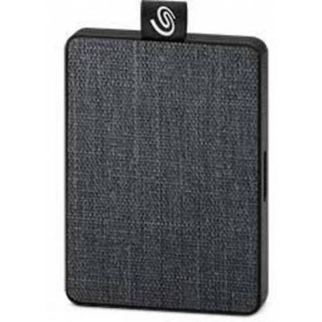 "Seagate DISCO DURO ONE TÁCTIL SSD 500GB NEGRO 2.5"" USB 3.0"