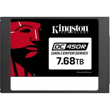 "Kingston DISCO DURO 7680GB DC450R 2.5"" SATA SSD ENTERPRISE SERVER"