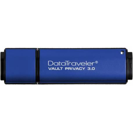 Kingston 16GB DTVP30 256BIT AES ENCRIPTADO USB 3.0
