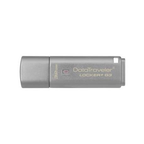 Kingston 32GB USB3.0 DT LOCKER G3 CON AUTOMATIC DATA SECURITY