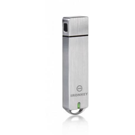 Kingston 8GB IRONKEY ENTERPRISE S1000 ENCRIPTADO 3.0 FIPS LEVEL 3 GESTIONADO