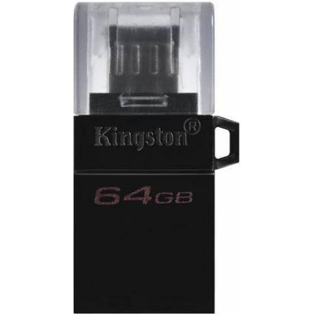 Kingston UNIDAD USB 64GB DT MICRODUO3 USB 3.2 GEN2