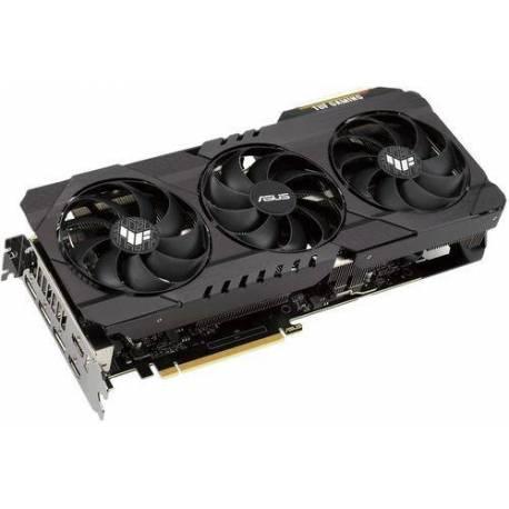 Asus TARJETA GRÁFICA TUF-RTX3090-24G-GAMING 24GB GDDR6X HDMI DISPLAYPORT