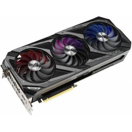 Asus TARJETA GRÁFICA ROG-STRIX-RTX3090-O24G-GAMING 24GB GDDR6X HDMI DISPLAYPORT