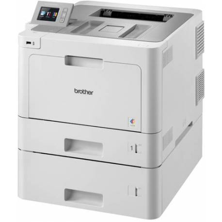 Brother IMPRESORA LASER COLOR HLL9310CDWT1BOM 31PPM RED 2.400X600 PPP 128MB DUPLEX
