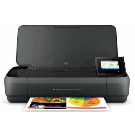 HP OFFICEJET 250 MFP 600X600DPI 5PPM 64MB IMPRIME COPIA ESCANEA
