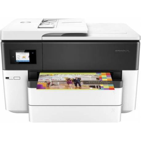 HP OFFICEJET PRO 7740 MFP A4 21/17PPM USB 128MB COPY/SCAN/FAX