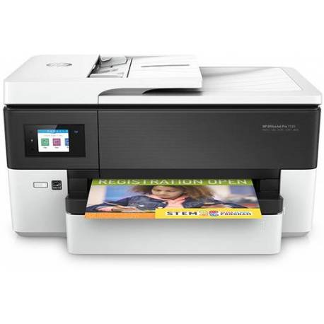 HP IMPRESORA OFFICEJETPRO 7720 MFP 4800X1200 22PPM IMPRIME COPIA ESCANEA/FAX