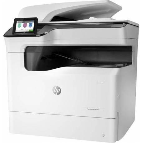 HP IMPRESORA PAGEWIDE COLOR MFP 774DN 1200X1200DPI 55PPM IMPRIME COPIA ESCANEA