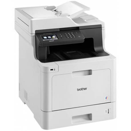 Brother IMPRESORA COLOR DCP-L8410CDWLT 28PPM DUPLEX USB ETHERNET 256MB
