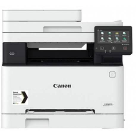 Canon IMPRESORA MF643CDW MULTIFUNCION LASER COLOR 38PPM 1200X1200DPI USB 12.7 LCD