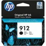HP CARTUCHO TINTA 912 NEGRO