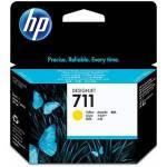 HP CARTUCHO TINTA NO 711 AMARILLO 29 ML