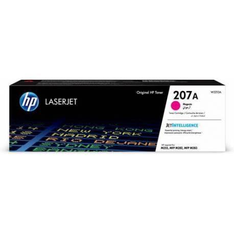 HP CARTUCHO DE TONER 207A MAGENTA LASERJET