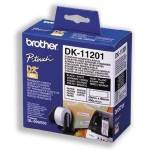 Brother ETIQUETAS PRECORTADAS DE DIREC 400 ETIQUETAS 29X90MM