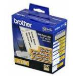 Brother ETIQUETAS PRECORTADAS DE DIREC GRANDES 400 ETI 38X90MM