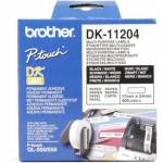 Brother ETIQUETAS PRECORTADAS MULTIPROPOSITO 400 UDS 17X54MM