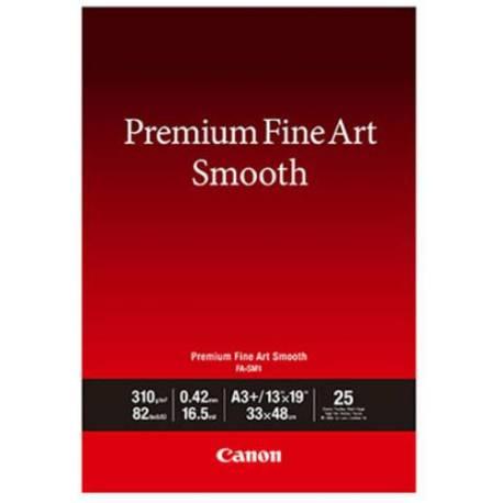 Canon PAPEL A3+ FA-SM1 FINEART SMOOTH 25 HOJAS