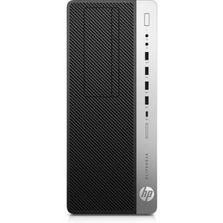 HP ORDENADOR ELITEDESK 800 G5 TW i5-9500 256GB SSD 8GB DVD