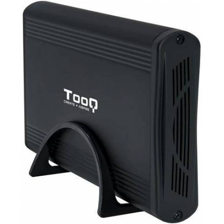 """TOOQ TQE-3526B CAJA EXTERNA HD 3.5"""" SATA3 A USB3.0"""