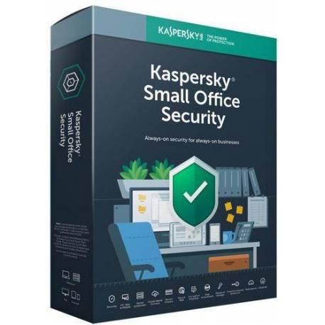 KASPERSKY SMALL OFFICE SECURITY V7 10 LICENCIAS ES