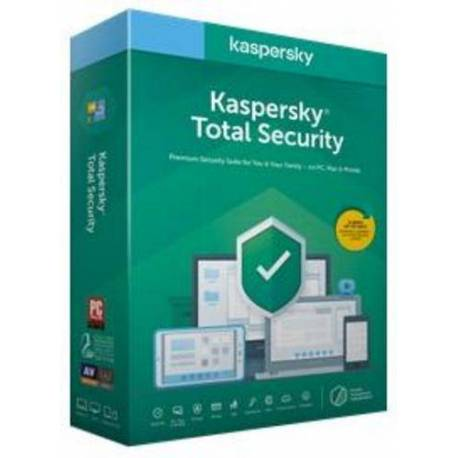 KASPERSKY TOTAL SECURITY MD 2020 3 LICENCIAS 1 AÑO