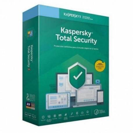 KASPERSKY TOTAL SECURITY MD 2020 5 LICENCIAS 1 AÑO
