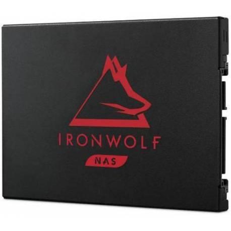 "Seagate DISCO DURO IRONWOLF 125 SSD 1TB 2.5"" SATA 6GB/S 7MM 3D TLC"