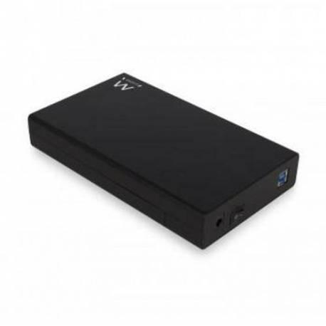 """EWENT EW7056 CAJA EXTERNA 3.5"""" SATA A USB 3.0"""