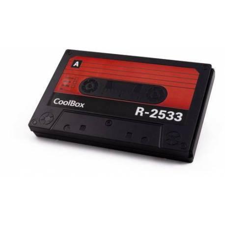 """Coolbox CAJA DISCO DURO 2.5"""" SCA2533 RETRO USB 3.0"""