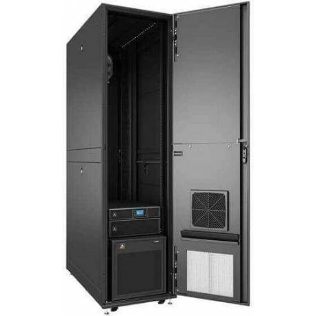 Vertiv RACK VRC-S INTEGRATED MICRO DATA CENTER 48U 800X1200 CON SAI 3.5KW
