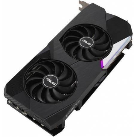 Asus TARJETA GRÁFICA DUAL-RX6700XT-12G 12GB GDDR6 HDMI DISPLAYPORT