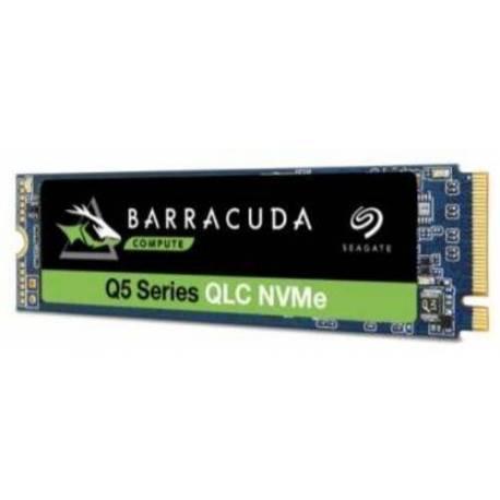 Seagate DISCO DURO BARRACUDA Q5 SSD 500GB M.2 PCIE NVME