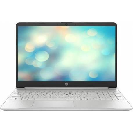 """HP PORTÁTIL 15S-FQ1165NS i7-1065G7 8GB 512GB SSD M.2 FREEDOS 15.6"""" PLATA"""