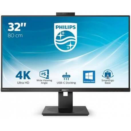 Philips MONITOR 31.5 IPS 3840X2160 4MS 329P1H 350CDM2 HMDI DP WEBCAM HA