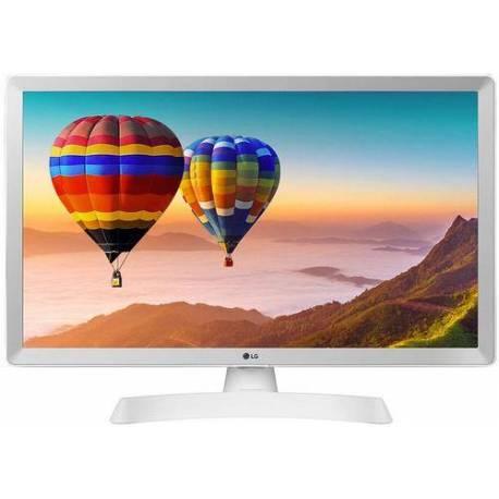 "LG TV 28"" SMART 1366X768 28TN515S-WZ 16:9 5MS LED BLANCO"