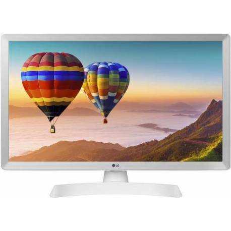 "LG TV 24"" SMART 1366X768 24TN510S-WZ 16:9 5MS LED BLANCO"
