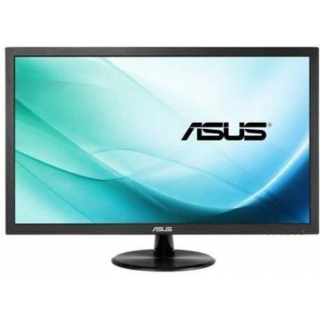 "Asus MONITOR VP228T 22"" TN LED 1920x1080 250 CD/SQM 1MS VGA DVI"