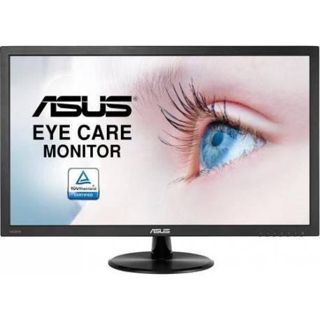 "Asus MONITOR VP247HA 24"" TN LED 1920x1080 250 CD/SQM 1MS VGA DVI HDMI"