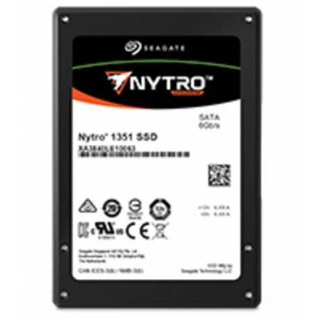 "Seagate DISCO DURO NYTRO 1351 SSD 240GB SATA 2.5"" 7MM 3D TLC 1DWPD"