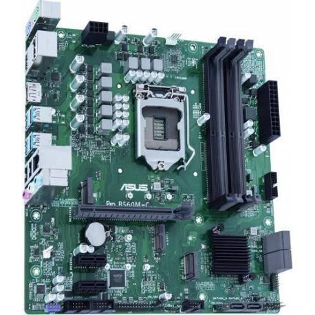 Asus PLACA BASE PRO B560M-C/CSM MATX +2GLN+U3.2+M2 SATA6+4XDDR4