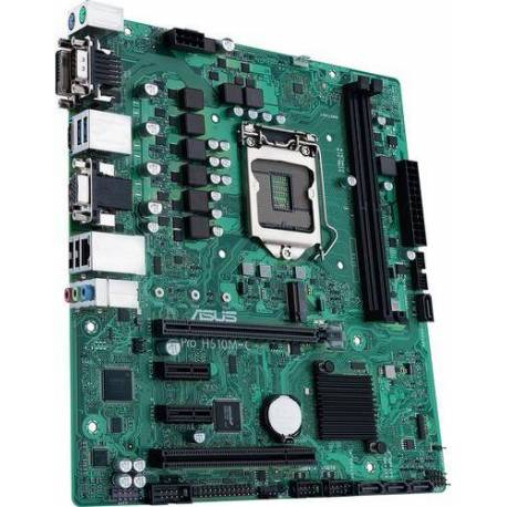 Asus PLACA BASE PRO H510M-C/CSM MATX +2GLN+U3.2+M2 SATA6+4XDDR4