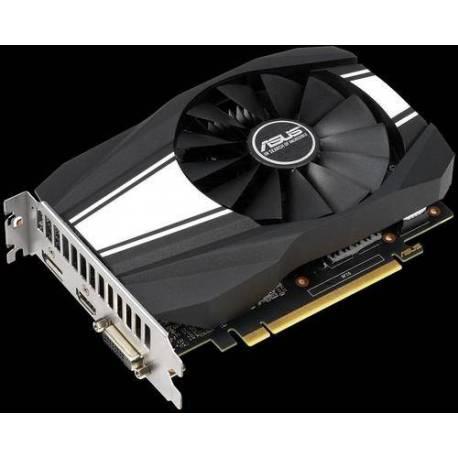 Asus TARJETA GRÁFICA GF PH-GTX1650S-O4G GTX1650S 4GB GDDR6 1770MHZ DVI HDMI DISPLAYPORT